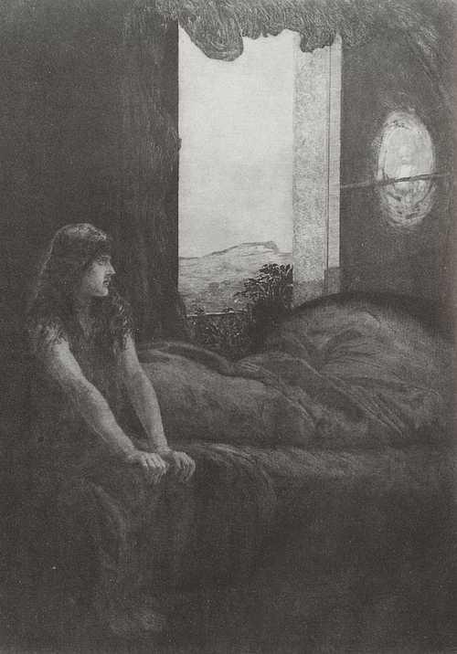 poesie gebet einer jungfrau